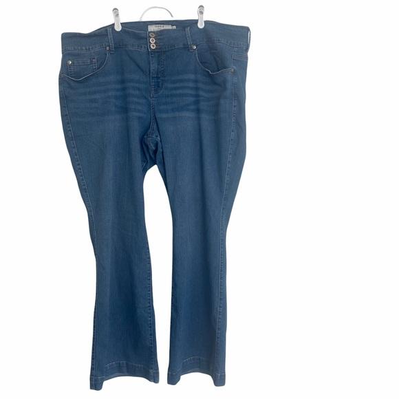 Torrid First at Fit Denim Jeans Sz 24R